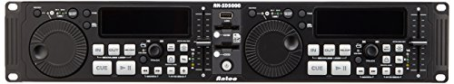 Antoc AN-SD5000 Doppel Media-Player - USB 2x SD Karte - Bars Restaurants Tanzstudios Diskotheken