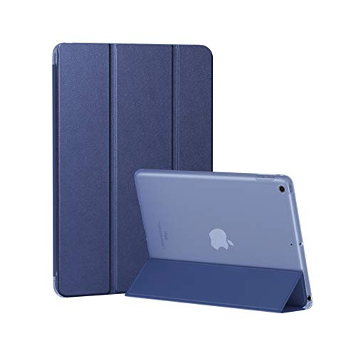 SmartDevil Case for iPad Air 1st Generation, Soft Slim Case for iPad Air 1 with Auto Wake/Sleep, Upgraded Smart Cover for iPad Air 2013, Stable Magnetic Case for A1474 A1475 A1476, Blue