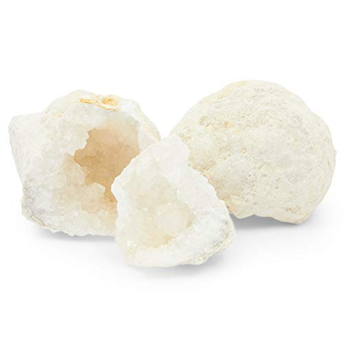 Okuna Outpost Break Your Own Geodes, Crystals Surprise for Kids (2lbs, 2 Pack)