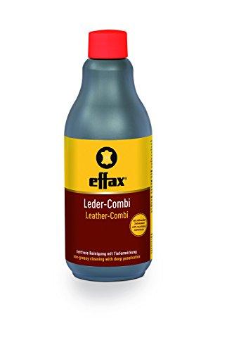 Effax Unisex's lederen combi fles, bruin, 500ml