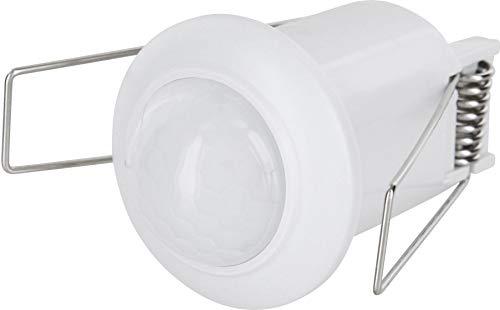 Einbau IR Mini Decke Bewegungsmelder 360° - Einbau Ø33mm - LED geeignet - 800W 230V