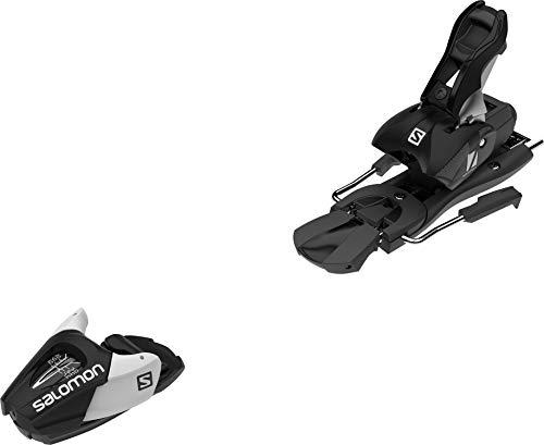Salomon L7 GW Ski Bindings Black/White 90mm