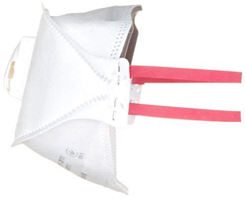 Atemschutzmaske 3M 9332+ FFP3 mit Ventil maximaler Schutz gegen gefährliche Staub, Bakterien, Viren, 9332+ - 2