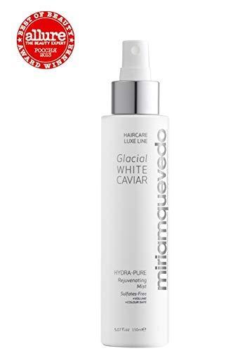 Hair GLACIAL WHITE CAVIAR HYDRA-PURE REJUVENATING MIST/Cheveux GLACIAL BLANC CAVIAR BRUME REJUVANT HYDRA-PURE 150ml Fabriqué en Espagne