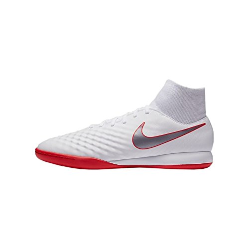 Nike Magista Obra X 2 Academy DF IC AH7309 10, Botas de fútbol Unisex Adulto,...