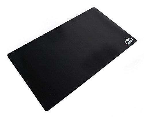 Ultimate Guard UGD010193–Tapis de Jeu Monochrome, 61 x 35 cm (Noir)