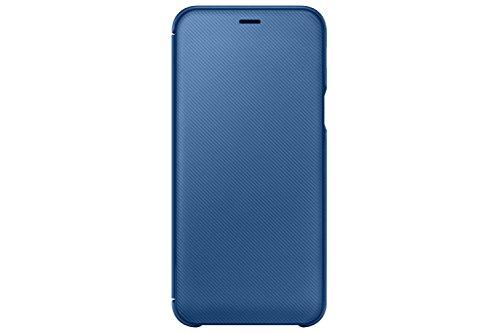 Samsung EF-WA600 Brieftasche Cover für Galaxy A6, blau