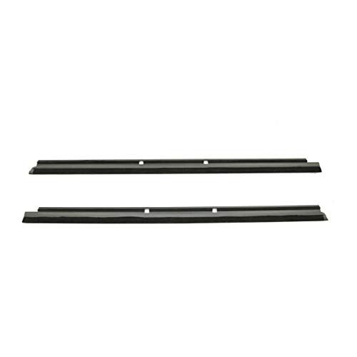Front Outer Window Sweep Pair Set of 2 for Silverado Sierra Escalade Tahoe