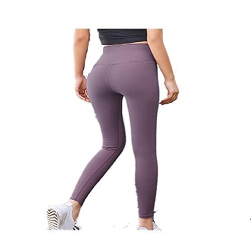 TENGCHUANGSM Cintura alta Legging Fitness Bottoms Running Pantalones Para Mujer Secado Rápido Pantalones Deportivos Entrenamiento Yoga Pantalones