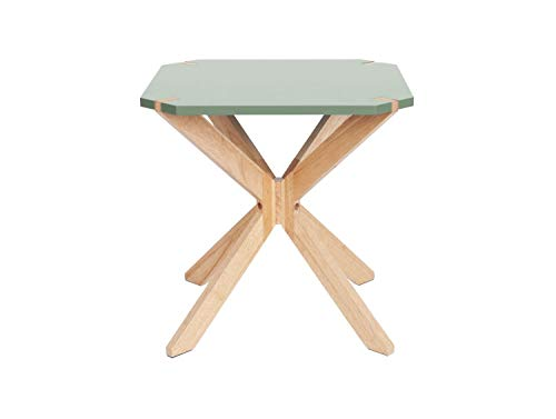Present Time - Table d'appoint Vert Small Mister X