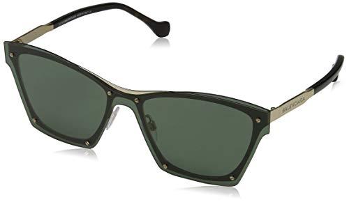 Balenciaga BA0106 28A-0-135 Balenciaga Sunglasses BA0106 28A-0-135 vlinder zonnebril 52, zilver
