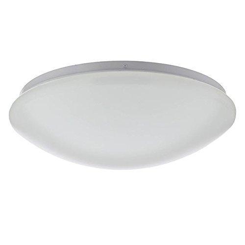 LEDwholesalers 15-Watt UL-Listed Energy Star LED 12-Inch Round Surface Mount Ceiling Light 4000K, 2153NW
