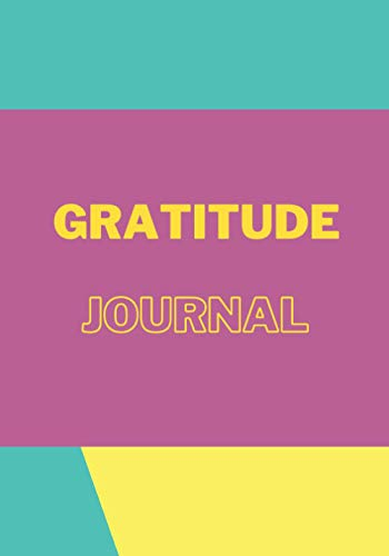Gratitude Journal | Daily Affirmation Notebook | Colored Cover: More Grateful Life | Slowing Down, Letting Go, and Loving Who You Are