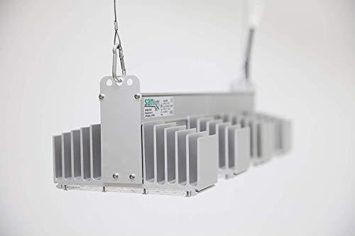 sanlight Q4W Gen 2 165 Watt LED Panel Modul Pflanzenlampe - LED Grow Lampe Pflanzenlicht Homebox Growbox