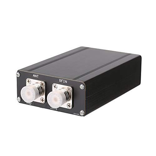ATU-100 1,8-55 MHz Mini-Automatik-Antennentuner mit Gehäuse, von N7DDC 7x7 Tool Metal Shortwave Antenna Tuner