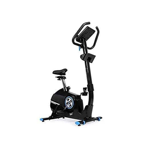 DJDLLZY Bicicleta de Ejercicio Portátil Ajustable Ultra Silencioso Control Magnético Vertical Equipamiento de Fitness Bicicleta para Hacer Deporte en Casa (Tamaño: 108 * 52 * 148cm)
