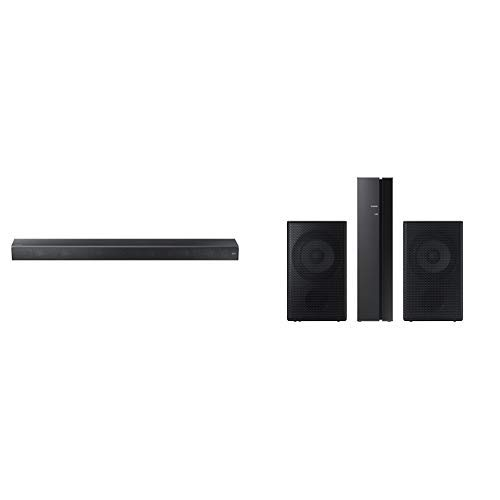 Samsung Electronics Sound+ Premium Soundbar (HW-MS650/ZA) & Surround Speakers
