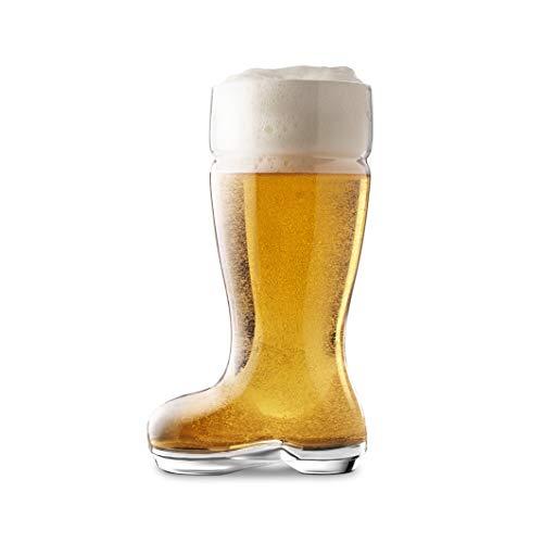 Final Touch 1 Liter Das Boot Beer Glass