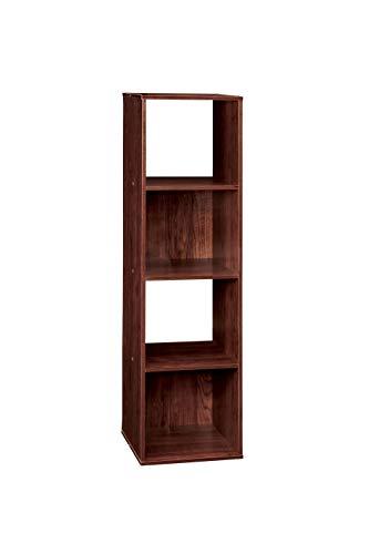 """ClosetMaid® 4-Cube Organizer, H 47.56"""", W 12.24"""", D 11.69"""""""