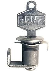 RENZ brievenbus slot ER -verschillend sluitend