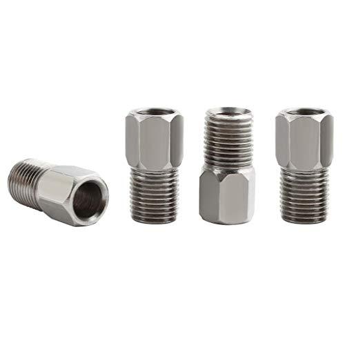 CUTICATE Hydraulische Schrauben für Bremsschlauch Bremsleitung Ölleitung Anschluss