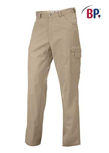BP 1641-400-47-Ml Unisex-Jeans, Jeans-Stil mit mehreren Taschen, 215,00 g/m² Stoffmischung, eierschalenfarben ,Ml
