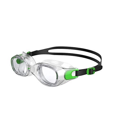 Speedo Futura Classic Gafas Anticloro, Adult Unisex, Verde, Talla única