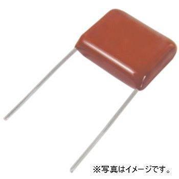 メタライズ・ポリエステル・フィルムコンデンサー 400V 0.22μF