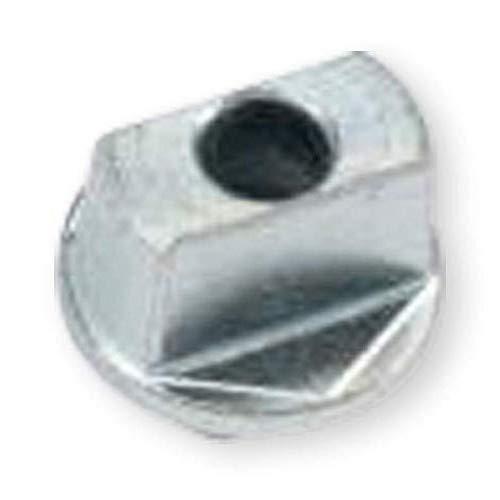 Steckachse für BTS 75, 80, 84, Maß X: 13 mm, Z: 8 mm, Stahl verzinkt ; 1 Stück