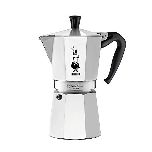 Bialetti 6801 Stovetop Coffee Maker