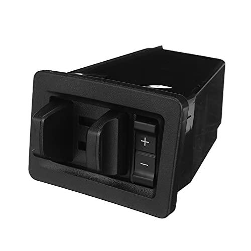 LIANGJIN 1 UNID para Pickup Trailer Control De Frenos Interruptor De Reemplazo En Forma Negra para Ford F150 2015-2020 FL3Z2C006AB GL3Z2C006CB GL3Z2C006CA