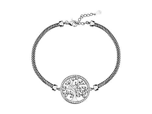 SOFIA MILANI Damen-Armband Baum des Lebens 925 Silber 30147