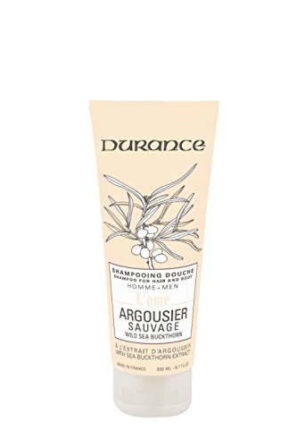 Durance en Provence Serie 'L'Òme' - Duschgel Sanddorn (Argousier Sauvage) 200 ml