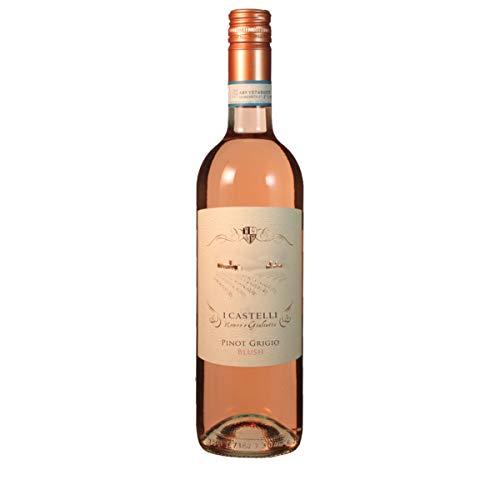 Cielo e Terra 2017 I Castelli Romeo & Giulietta BLUSH Pinot Grigio DOC 0.75 Liter
