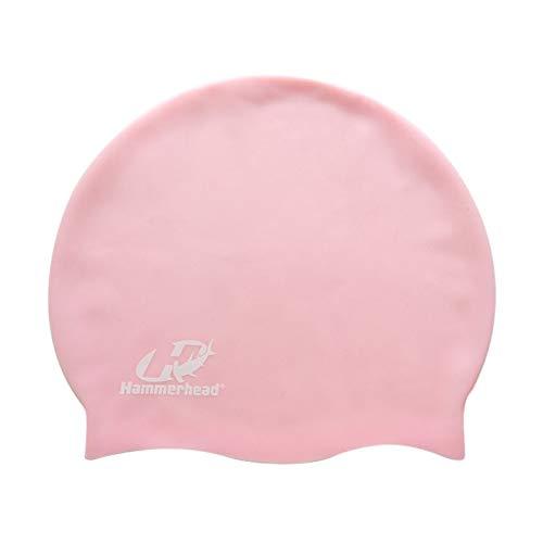 Touca De Silicone Premium Hammerhead Unissex Rosa Único
