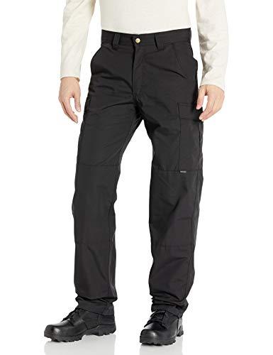 Tru-Spec Pantaloni Cargo Pocket 24-7 1024010, Uomo, 7300, Nero, 46