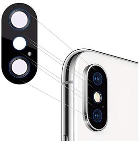 Blockbreakers - Lente de repuesto para cámara de fotos compatible con iPhone X/XS/XS Max – Reparación compatible con iPhone X/XS/XS Max
