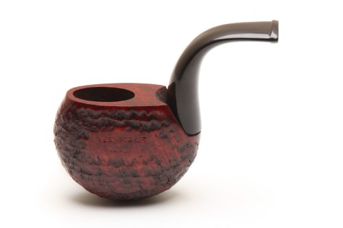 BC Vest Pocket Rustic Tobacco Pipe by Butz Choquin