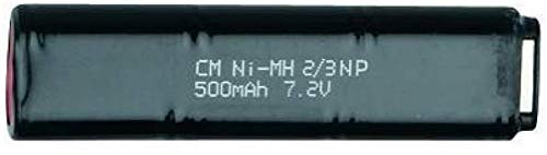 Asg G18 Cz99 STI Classic Batería, Unisex Adulto, Negro, Talla Única