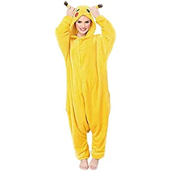 Partylandia Disfraz de Chinchilla Peluche Pikachu Inf - Unisex, de ...