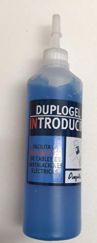 Anguila duplogel introducir - Gel lubricante