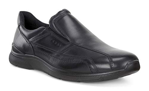 ECCO Irving, Derbys Homme, Noir (2001black), 50 EU