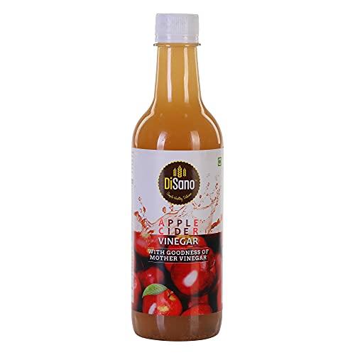 DiSano Apple Cider Vinegar With Mother Vinegar 500 ml