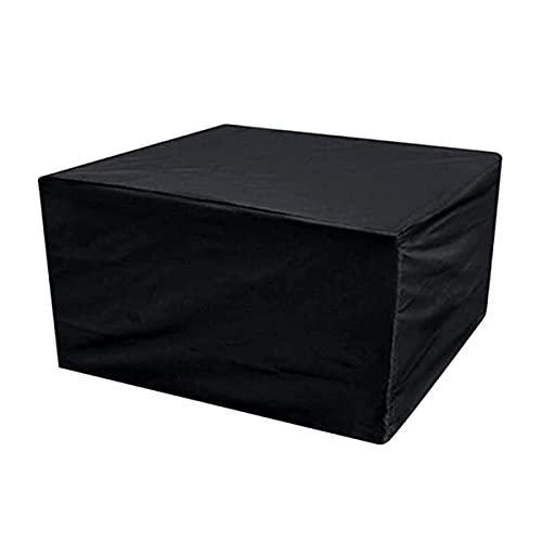 HTLLT Cubierta de Muebles de Jardín, Funda de Silla, Cubierta de Protección de Muebles de Ratán de Tela Oxford Resistente a Los Rayos UV, Utilizado para Múltiples Terrazas, Exterior,190 * 66 * 89cm