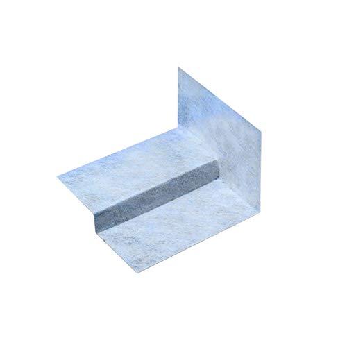 Stufenecken, Ausgleichsecken, Gefälleecken, Dichtecken für bodengleiche Duschen (links, Höhe 25mm)