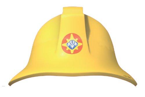Amscan Carte pour Chapeau de Pompier Sam