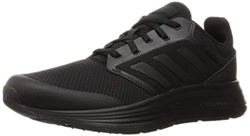 adidas Galaxy 5, Sneaker Hombre, Core Black/Core Black/Core Black, 43 1/3 EU