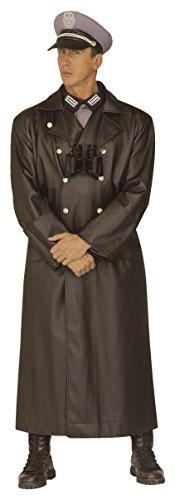 WIDMANN Disfraz abrigo de general alemn