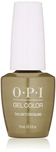 OPI Gel - This Isn't Greenland, 15 ml