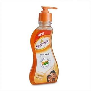 Santoor Classic Sandalwood and Tulsi-215ml Pump Bottle